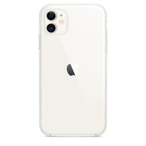 Apple MWVG2ZM/A Handy-Schutzhülle 15,5 cm (6.1 Zoll) Cover Transparent (Transparent)