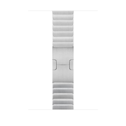 Apple MUHL2ZM/A Smartwatch-Zubehör Band Silber Edelstahl (Silber)
