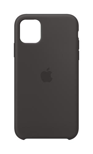 Apple MWVU2ZM/A Handy-Schutzhülle 15,5 cm (6.1 Zoll) Cover Schwarz (Schwarz)