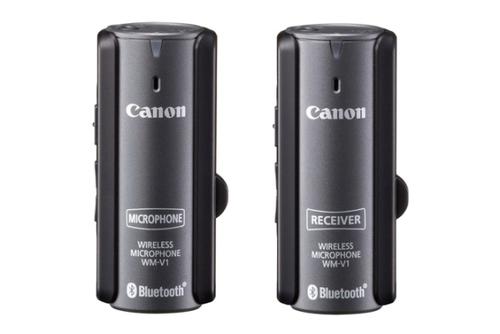 Canon WM-V1 (Schwarz)