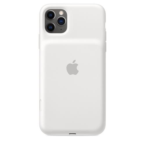 Apple MWVQ2ZM/A Handy-Schutzhülle 16,5 cm (6.5 Zoll) Cover Weiß (Weiß)
