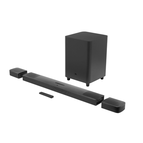 JBL Bar 9.1 Schwarz 9.1 Kanäle 820 W (Schwarz)