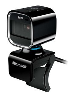 Microsoft LifeCam HD-6000 f/Business 50 Pack (Schwarz)