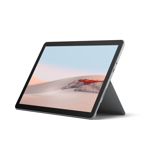 Microsoft Surface Go 2 128 GB 26,7 cm (10.5 Zoll) Intel® Pentium® 8 GB Wi-Fi 6 (802.11ax) Windows 10 Home in S mode Silber (Silber)