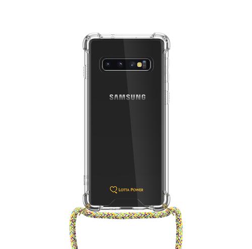 Lotta Power Phone Necklace Handy-Schutzhülle 15,5 cm (6.1 Zoll) Cover Mehrfarben (Mehrfarben)