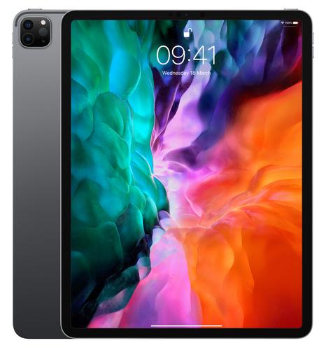 Apple iPad Pro 128 GB 32,8 cm (12.9 Zoll) Wi-Fi 6 (802.11ax) iPadOS Grau (Grau)