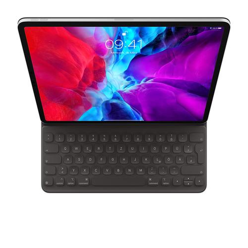 Apple MXNL2D/A Tastatur für Mobilgeräte Schwarz QWERTZ Deutsch (Schwarz)