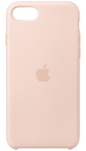 Apple MXYK2ZM/A Handy-Schutzhülle 11,9 cm (4.7 Zoll) Cover Pink, Sand (Pink, Sand)