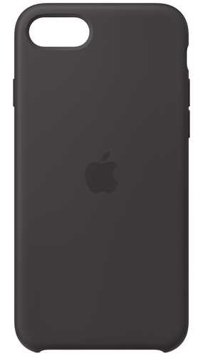 Apple MXYH2ZM/A Handy-Schutzhülle 11,9 cm (4.7 Zoll) Cover Schwarz (Schwarz)