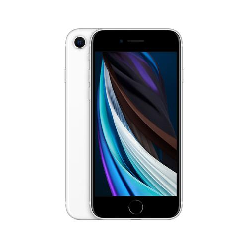 Apple iPhone SE 11,9 cm (4.7 Zoll) Hybride Dual-SIM iOS 13 4G 64 GB Weiß (Weiß)