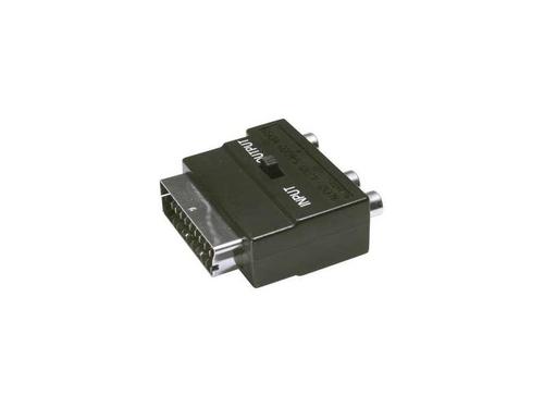 Belkin Scart Adapter (Schwarz)