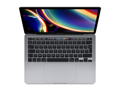 Apple MacBook Pro Notebook 33,8 cm (13.3 Zoll) 2560 x 1600 Pixel Intel® Core™ i5 Prozessoren der 10. Generation 16 GB LPDDR4x-SDRAM 512 GB SSD Wi-Fi 5 (802.11ac) macOS Catalina Grau (Grau)