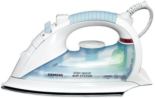 Siemens TB11308DE Bügeleisen (Blau, Weiß)