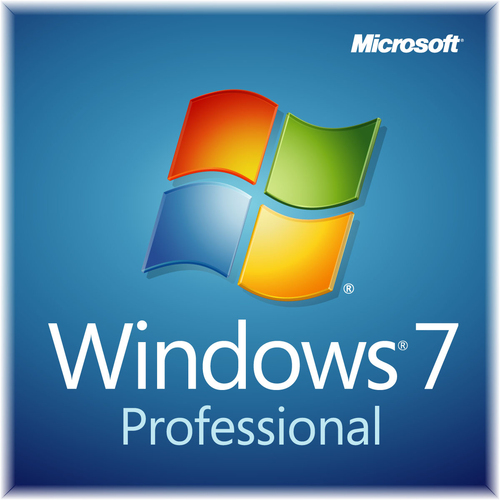 Microsoft Windows 7 Professional, SP1, 32-bit, OEM, 1pk, DVD, ENG
