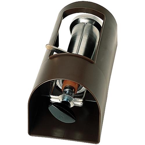 Bosch MUZ45FV1 Küchen- & Haushaltswaren-Zubehör (Schwarz, Edelstahl)