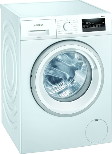 Siemens iQ300 WM14NK20 Waschmaschine Freistehend Frontlader 8 kg 1400 RPM A+++ Weiß (Weiß)