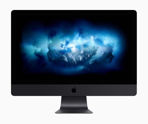 Apple iMac Pro 68,6 cm (27 Zoll) 5120 x 2880 Pixel Intel® Xeon® W 32 GB DDR4-SDRAM 1024 GB SSD AMD Radeon Pro Vega 56 macOS Catalina 10.15 Wi-Fi 5 (802.11ac) All-in-One workstation Grau (Grau)