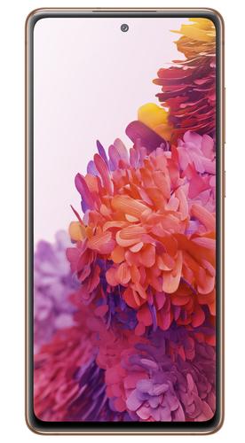 Samsung Galaxy S20 FE SM-G780F 16,5 cm (6.5 Zoll) Android 10.0 4G USB Typ-C 6 GB 128 GB 4500 mAh Orange (Orange)