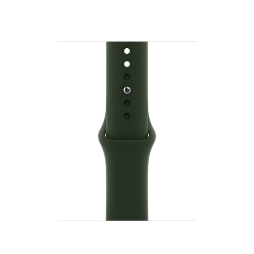 Apple 40mm Cyprus Green Sport Band - Regular Grün Fluor-Elastomer (Grün)