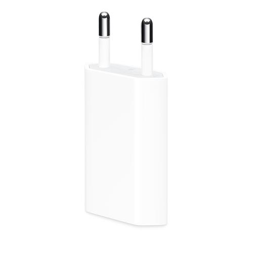 Apple MGN13ZM/A Netzteil & Spannungsumwandler Indoor 5 W Weiß (Weiß)