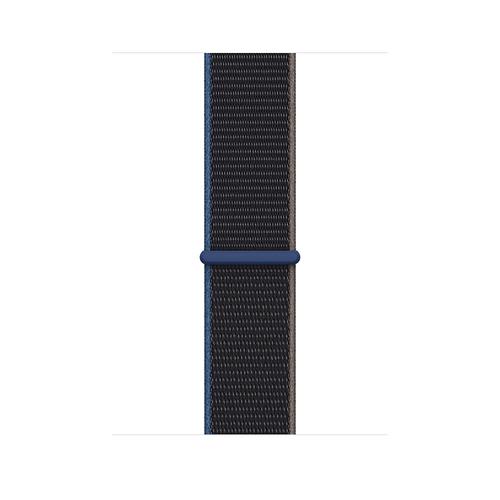 Apple MGX43ZM/A Smartwatch-Zubehör Band Holzkohle Nylon (Holzkohle)