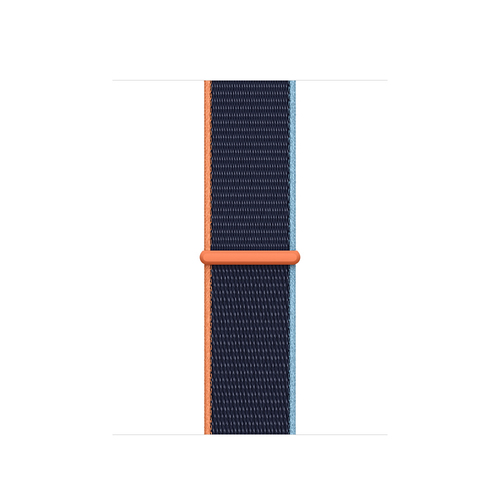 Apple 40mm Deep Navy Sport Loop Band Nylon (Navy)