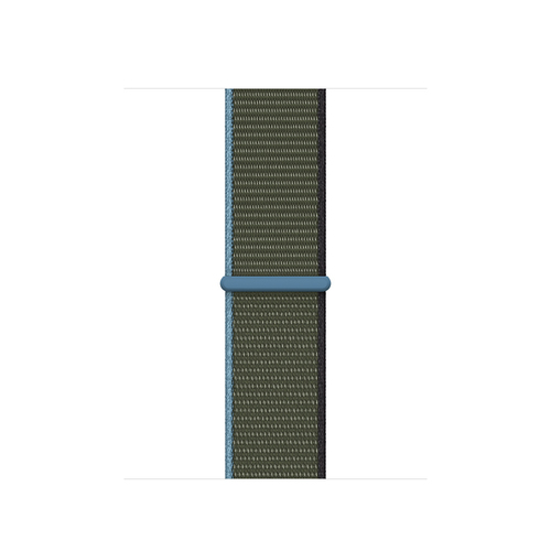 Apple 40mm Inverness Green Sport Loop Band Grün Nylon (Grün)