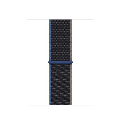 Apple 40mm Charcoal Sport Loop Band Holzkohle Nylon (Holzkohle)