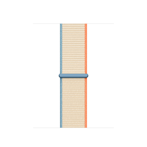 Apple 40mm Cream Sport Loop Band Cremefarben Nylon (Cremefarben)