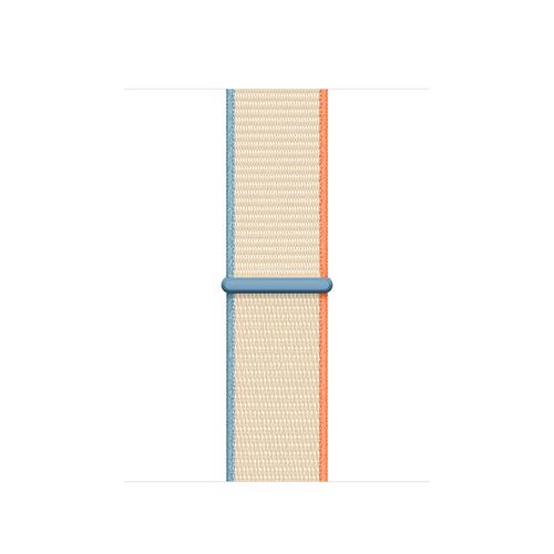 Apple 40mm Cream Sport Loop Band Cremefarben Nylon (Cremefarben)