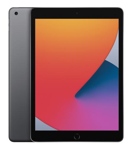 Apple iPad 128 GB 25,9 cm (10.2 Zoll) Wi-Fi 5 (802.11ac) iPadOS Grau (Grau)