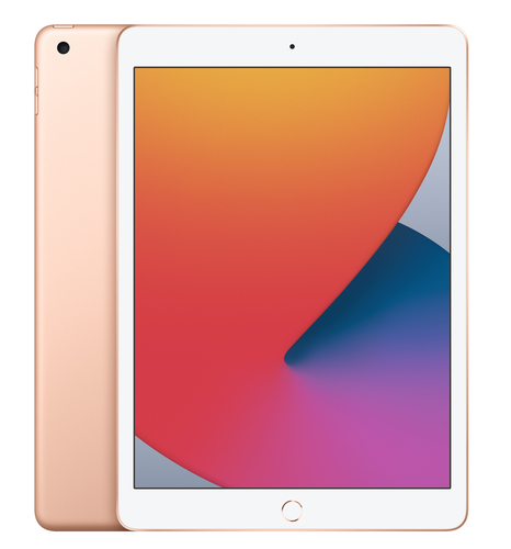 Apple iPad 32 GB 25,9 cm (10.2 Zoll) Wi-Fi 5 (802.11ac) iPadOS Gold (Gold)