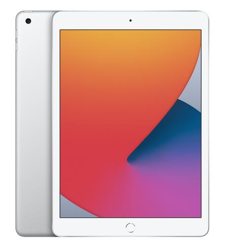 Apple iPad 128 GB 25,9 cm (10.2 Zoll) Wi-Fi 5 (802.11ac) iPadOS Silber (Silber)