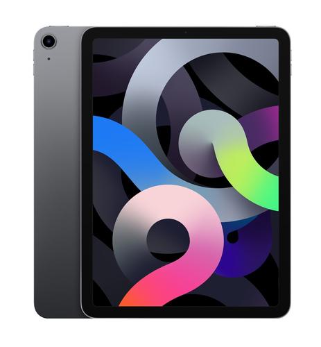 Apple iPad Air 64 GB 27,7 cm (10.9 Zoll) Wi-Fi 6 (802.11ax) iOS 14 Grau (Grau)
