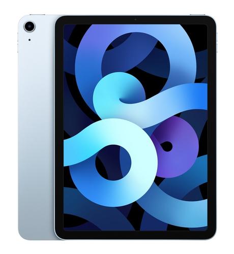 Apple iPad Air 64 GB 27,7 cm (10.9 Zoll) Wi-Fi 6 (802.11ax) iOS 14 Blau (Blau)