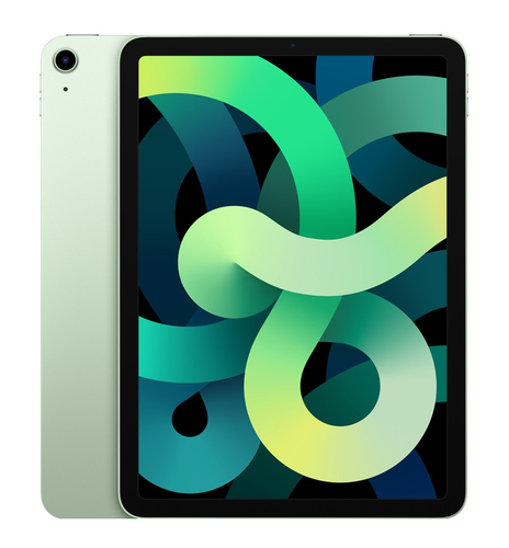 Apple iPad Air 64 GB 27,7 cm (10.9 Zoll) Wi-Fi 6 (802.11ax) iOS 14 Grün (Grün)