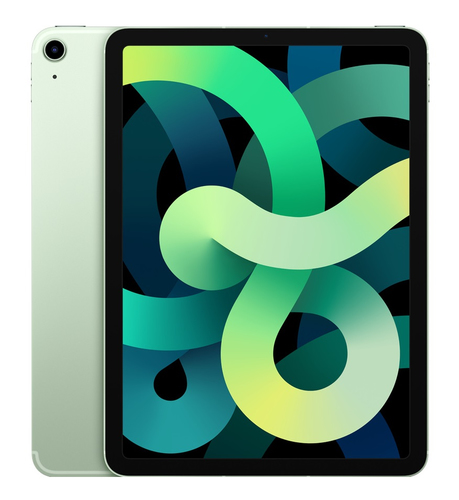 Apple iPad Air 4G LTE 256 GB 27,7 cm (10.9 Zoll) Wi-Fi 6 (802.11ax) iOS 14 Grün (Grün)