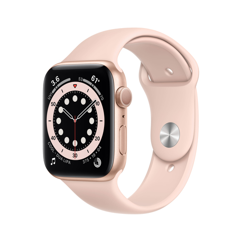 Apple Watch Series 6 40 mm OLED Gold GPS