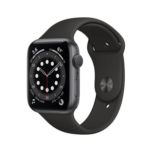 Apple Watch Series 6 40 mm OLED Grau GPS