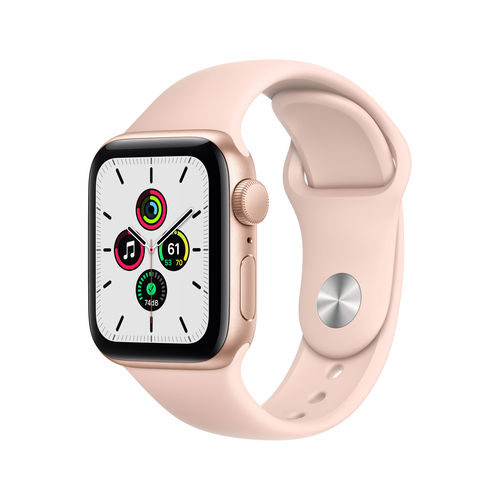 Apple Watch SE 40 mm OLED Gold GPS