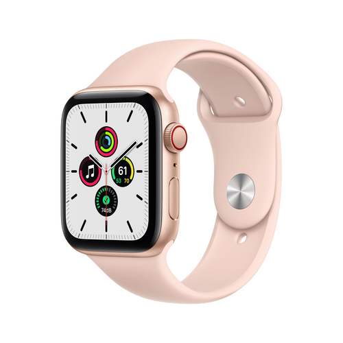 Apple Watch SE 44 mm OLED 4G Gold GPS