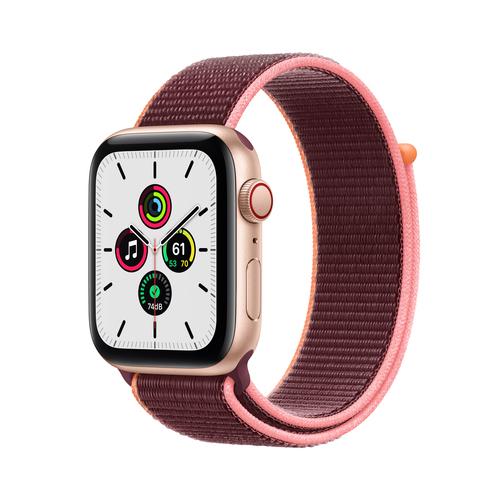 Apple Watch SE 44 mm OLED 4G Gold GPS
