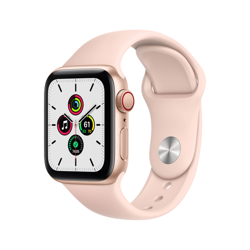 Apple Watch SE 40 mm OLED 4G Gold GPS