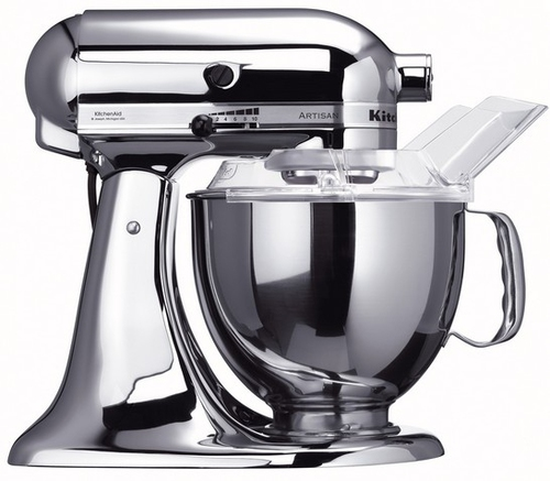 KitchenAid 5KSM150PSECR Mixer (Chrom)
