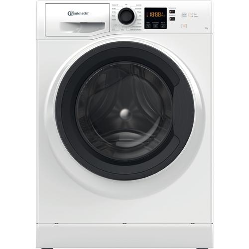Bauknecht WAP 919 Waschmaschine Freistehend Frontlader 9 kg 1400 RPM A+++ Weiß (Weiß)