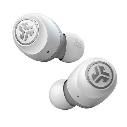 JLab GO Air True Wireless Earbuds -Beyaz Kopfhörer im Ohr Bluetooth Weiß (Weiß)