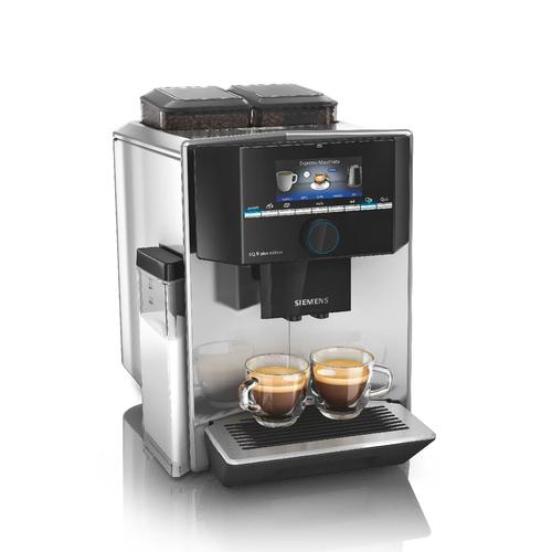 Siemens TI9575X7DE Kaffeemaschine Vollautomatisch Espressomaschine 2,3 l (Schwarz, Edelstahl)