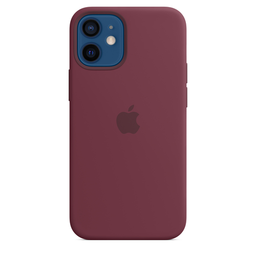 Apple MHKQ3ZM/A Handy-Schutzhülle 13,7 cm (5.4 Zoll) Cover Violett (Violett)
