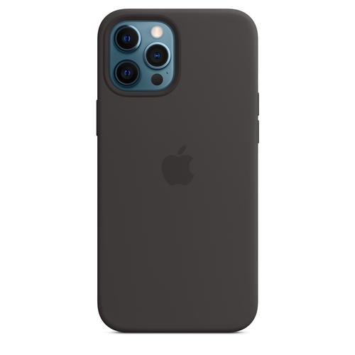 Apple MHLG3ZM/A Handy-Schutzhülle 17 cm (6.7 Zoll) Cover Schwarz (Schwarz)