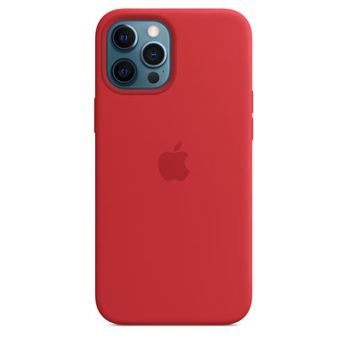 Apple MHLF3ZM/A Handy-Schutzhülle 17 cm (6.7 Zoll) Cover Rot (Rot)